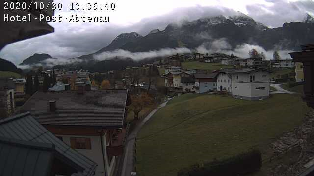 Webcam Blick zum Karkogel - Hotel Post