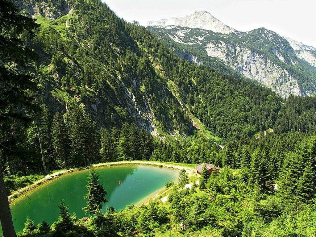 Natur Wasserparadiese