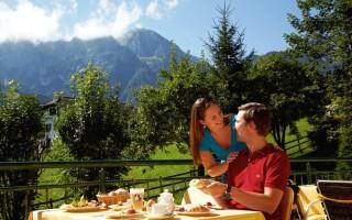 From Schladming in Styria till Abtenau in Salzburg